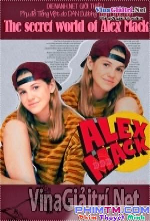 Thế Giới Bí Mật Của Alex Mack Phần 1