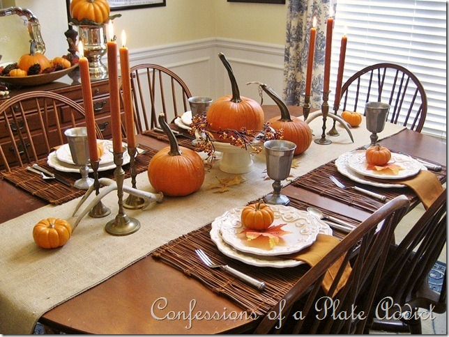 CONFESSIONS OF A PLATE ADDICT Pumpkins and Pewter 2
