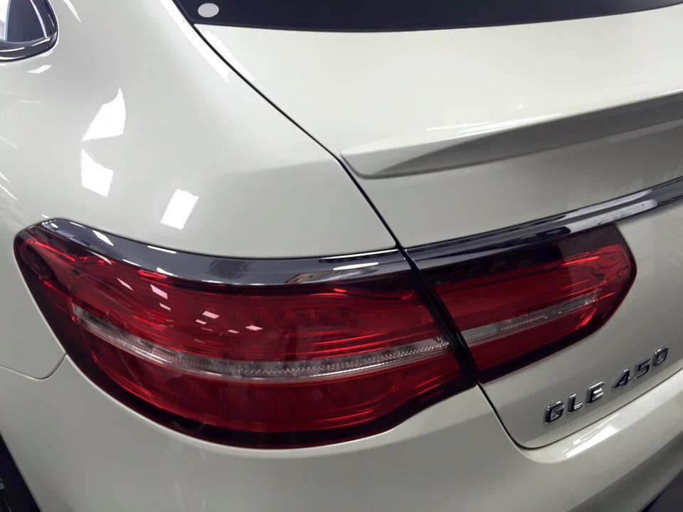 Xe Mercedes Benz GLE 450 2017 Coupe 012