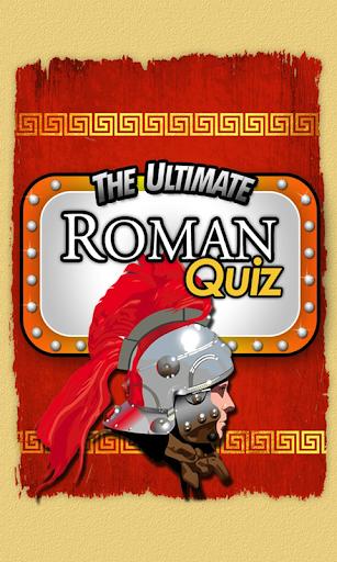 Ultimate Roman Quiz Lite