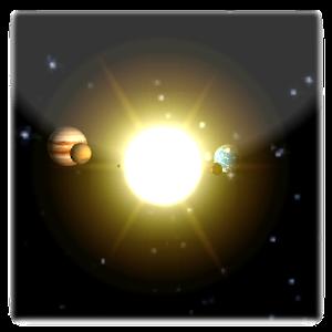 Solar System Live Wallpaper 個人化 App LOGO-APP試玩
