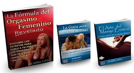 LA FÓRMULA DEL ORGASMO FEMENINO [ Libro + Video ] – Descubre la fórmula secreta para hacer que tu pareja explote de placer