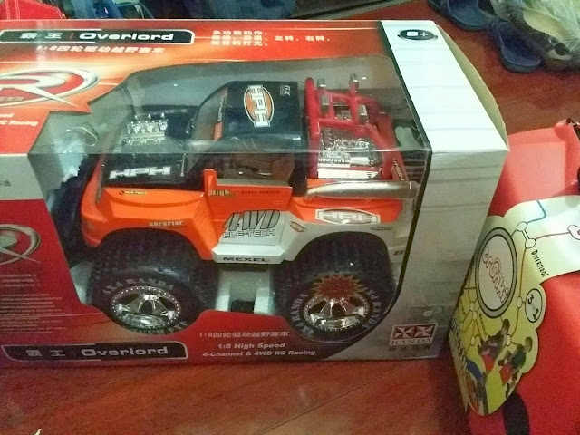 remote control 4x4, onelink plaza, guangzhou, toys