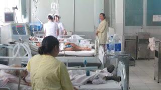 Bệnh viện Nhân Dân 115 trị đột quỵ thần tốc