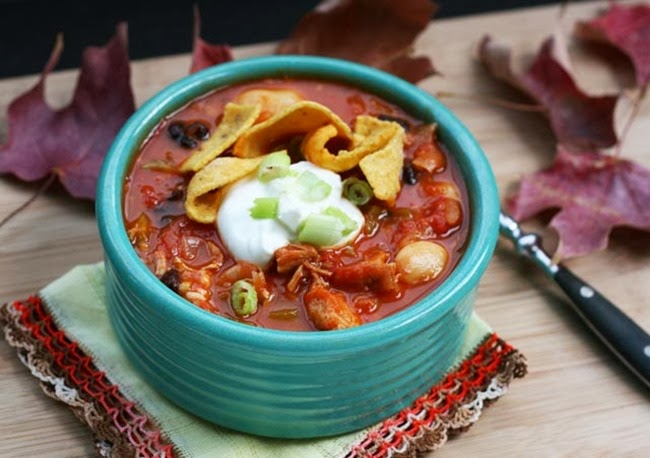 Thanksgiving-Leftover-Recipes-Turkey-Chili