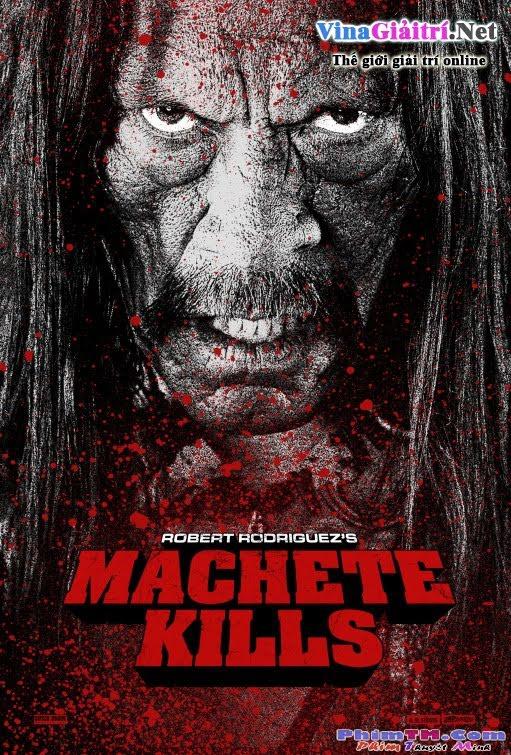 Tìm Giết Machete