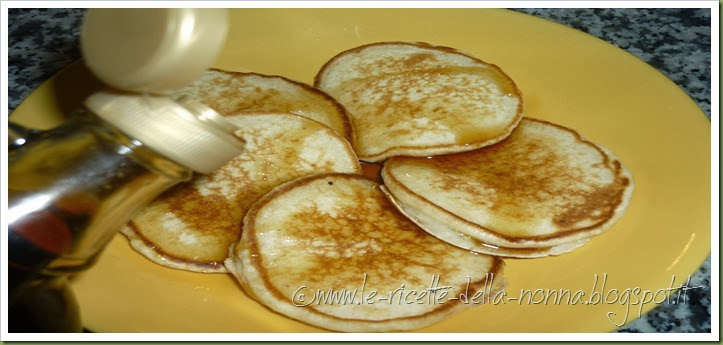 Pancakes senza uova (12)