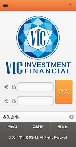 vic investment financial