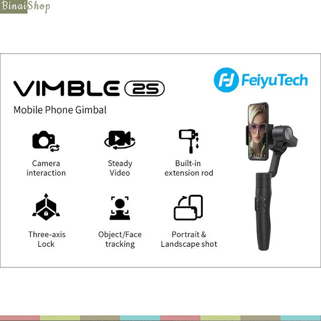 Feiyu Tech Vimble 2S - Gimbal Chống Rung