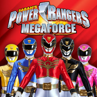 Power Rangers Megaforce - Power Rangers Megaforce VietSub