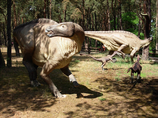 High Quality Animatronic Dinosaur in China