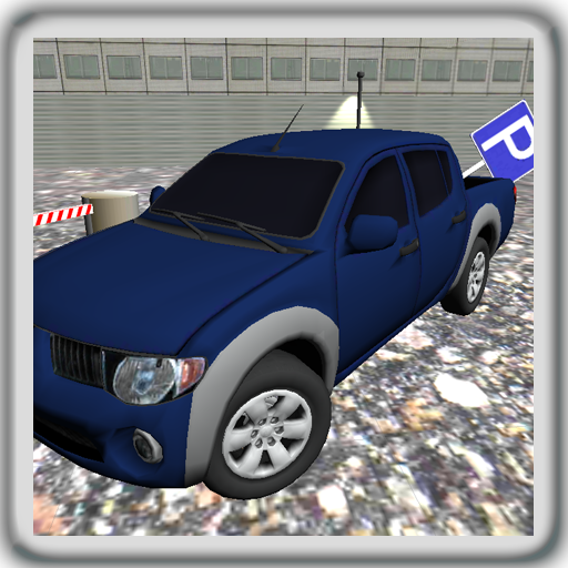 Pick-Up Parking 3D