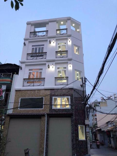 Bán nhà phố Huỷnh Văn Nghệ phường 12 Quận Gò Vấp 02