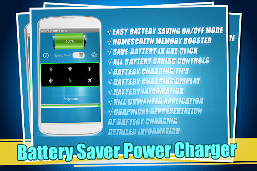 Battery Saver Power Charger