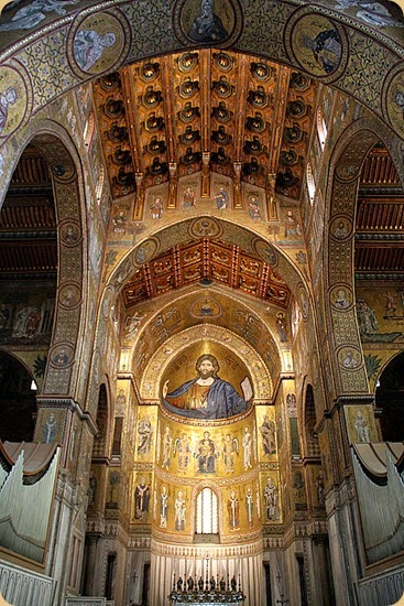 Arab-Norman Palermo and the cathedral churches of Cefalù' and Monreale4