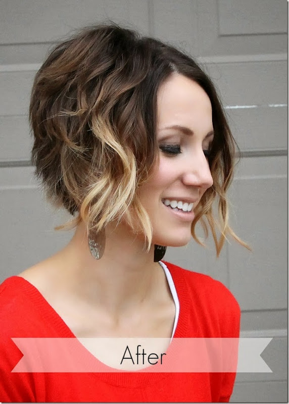 Conair Curl Secret- Tutorial for Short Hair #shop #cbias #ConairCurl