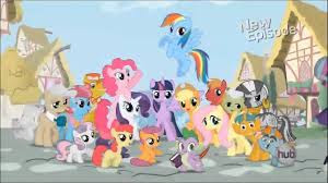 Pony Bé Nhỏ Tình Bạn Diệu Kỳ 4  My Little Pony Friendship is Magic SS4