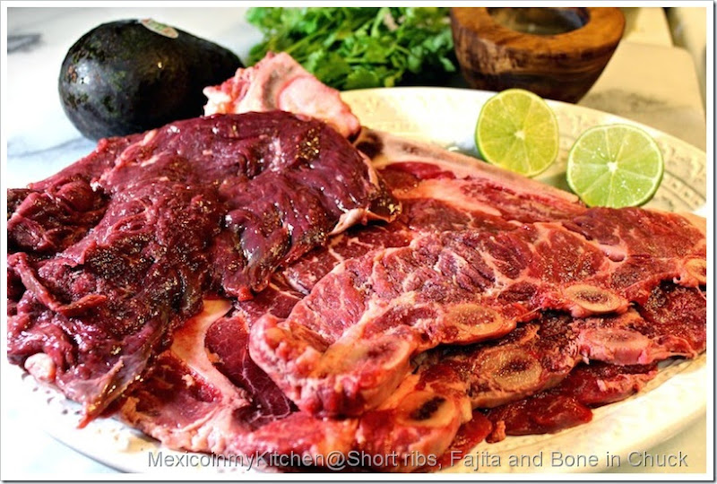 Carne Asada recipe and cuts of meat in Mexican grilling