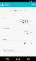 Screenshot of Aetna Get Active!