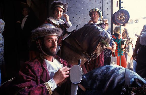 Turcs i cavallets,La Patum de Berga, festa declarada Patrimoni de la Humanitat (UNESCO),Berga, el Berguedà, Barcelona