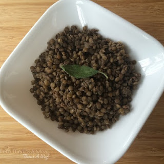I'm in Love with some Lentils.