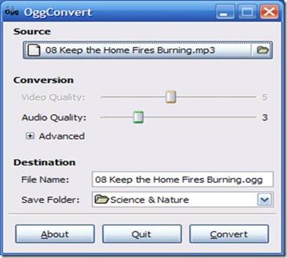 Universe: Best Sound Converter for Ubuntu Linux