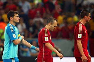 Espagne : Les excuses d'Iniesta