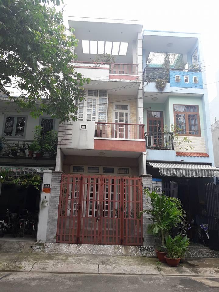 Bán nhà chính chủ Mặt Tiền Lê Cao Lãng Quận Tân Phú 1 trệt 2 lầu 03