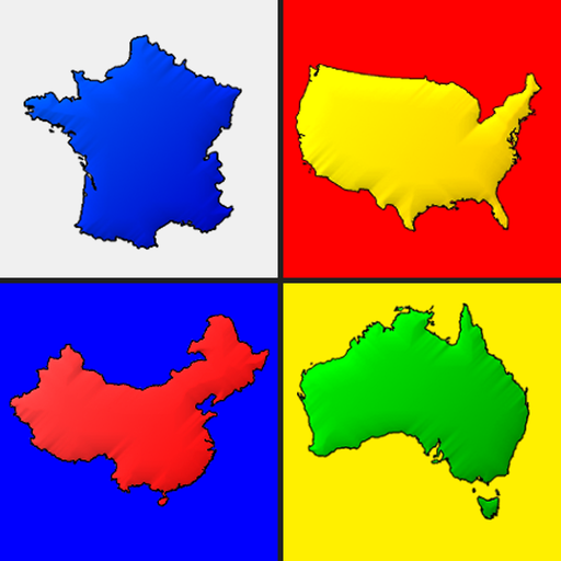 Maps of All Countries in the World: Geography Quiz file APK for Gaming PC/PS3/PS4 Smart TV