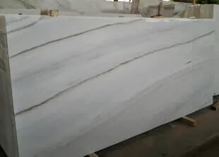 bianco luce marble