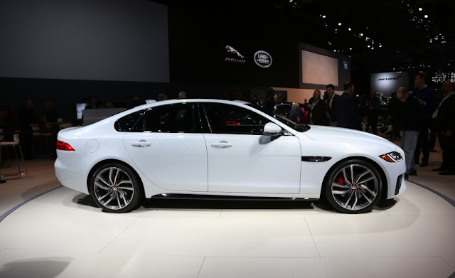 Xe Jaguar XF New Model 06