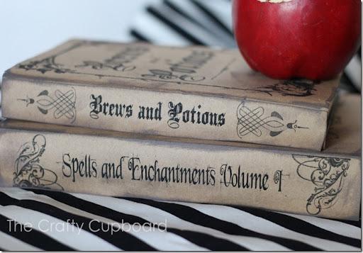 photo regarding Printable Harry Potter Spells known as Potter Do it yourself: Spell Textbooks MuggleNet
