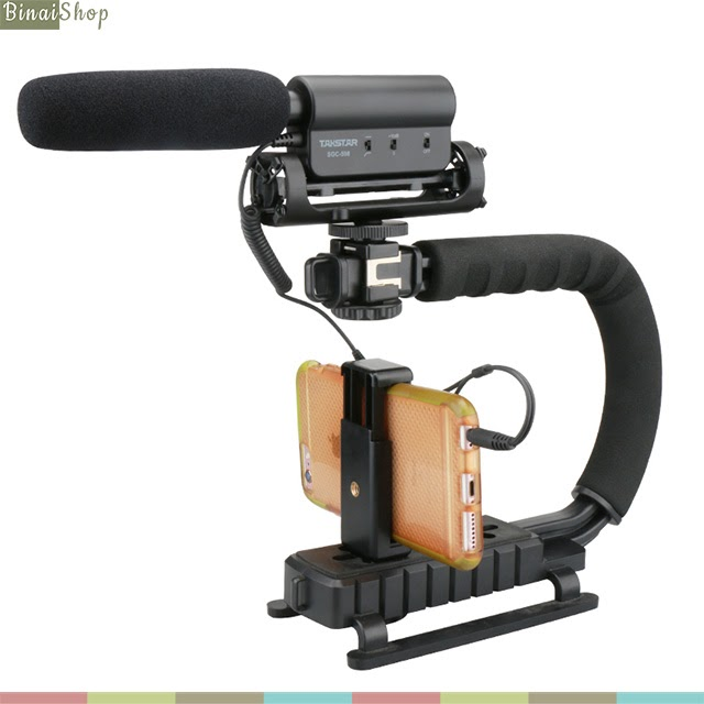 Tay cầm chống rung cho máy ảnh
