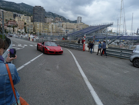 Pe traseul F1 - Marele Premiu al Monaco