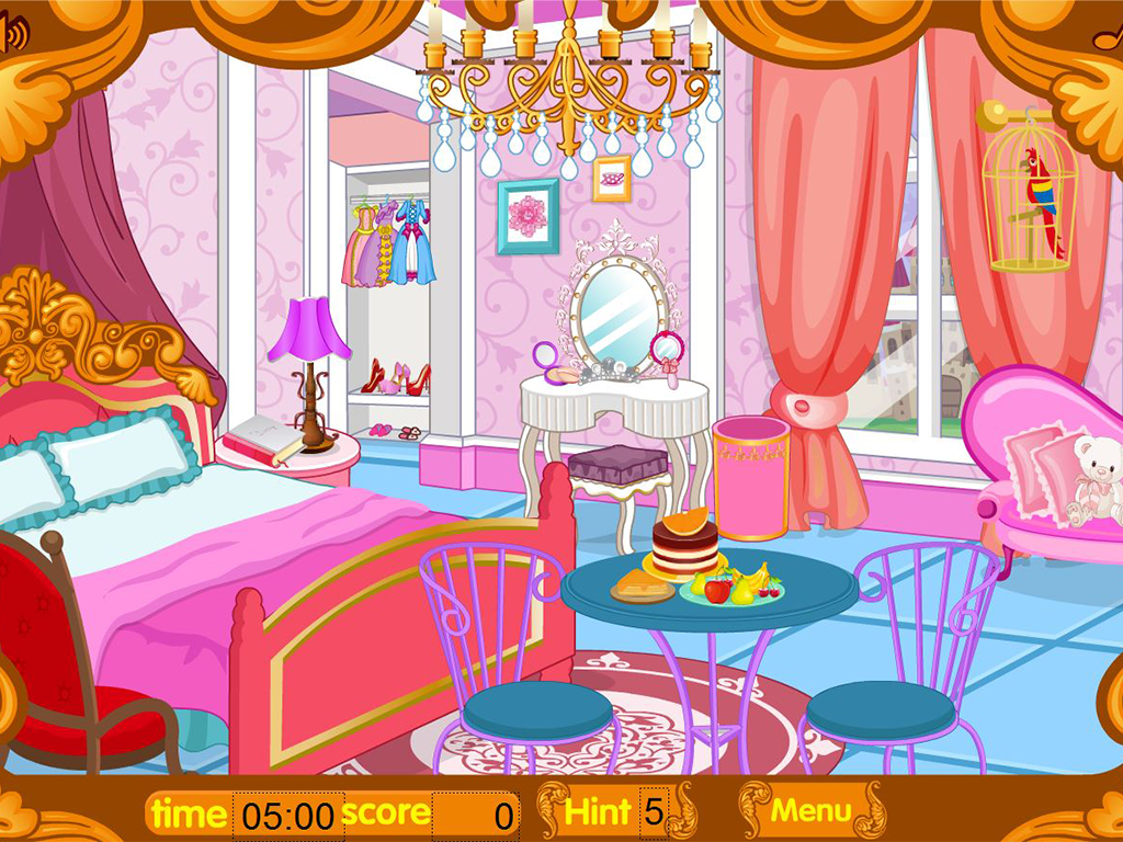 Clean up princess castle suite android apps on google play for Cuarto ordenado animado