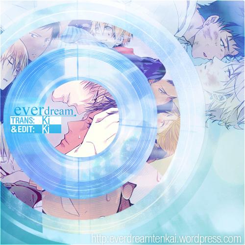 [Kuroko No Basket DJ] AoKise Short Doujinshi Collection Chap 010