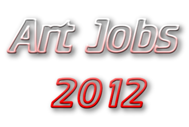 art jobs careers 2012