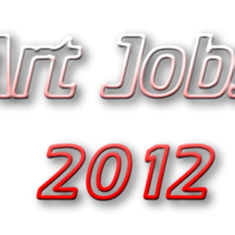 Types of Art Jobs and Art Careers 2012