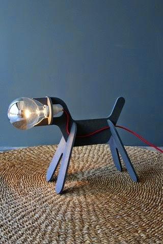 đèn hình con vật
