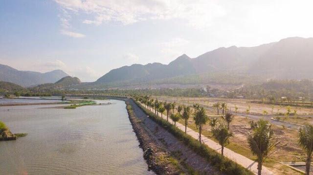 Bán biệt thự 3 mặt Hướng Sông Nha Trang 02