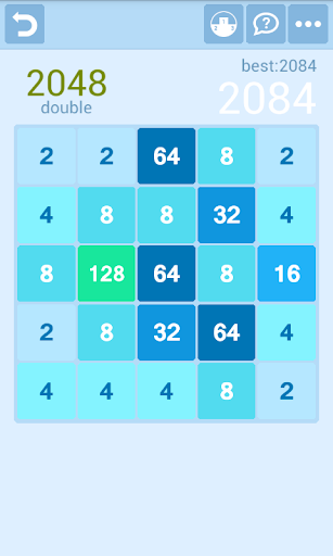 How to make a 2048 game in C++? What is the algorithm - Quora