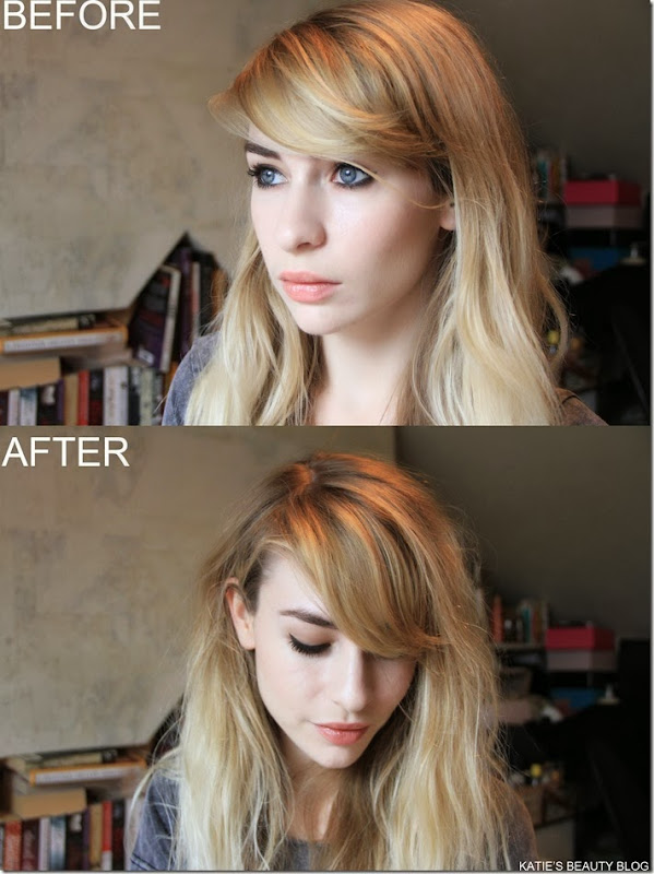 BUMBLE BEFORE AFTER