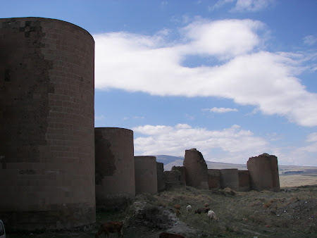 Obiective turistice Anatolia: Ani, capitala Armeniei medievale