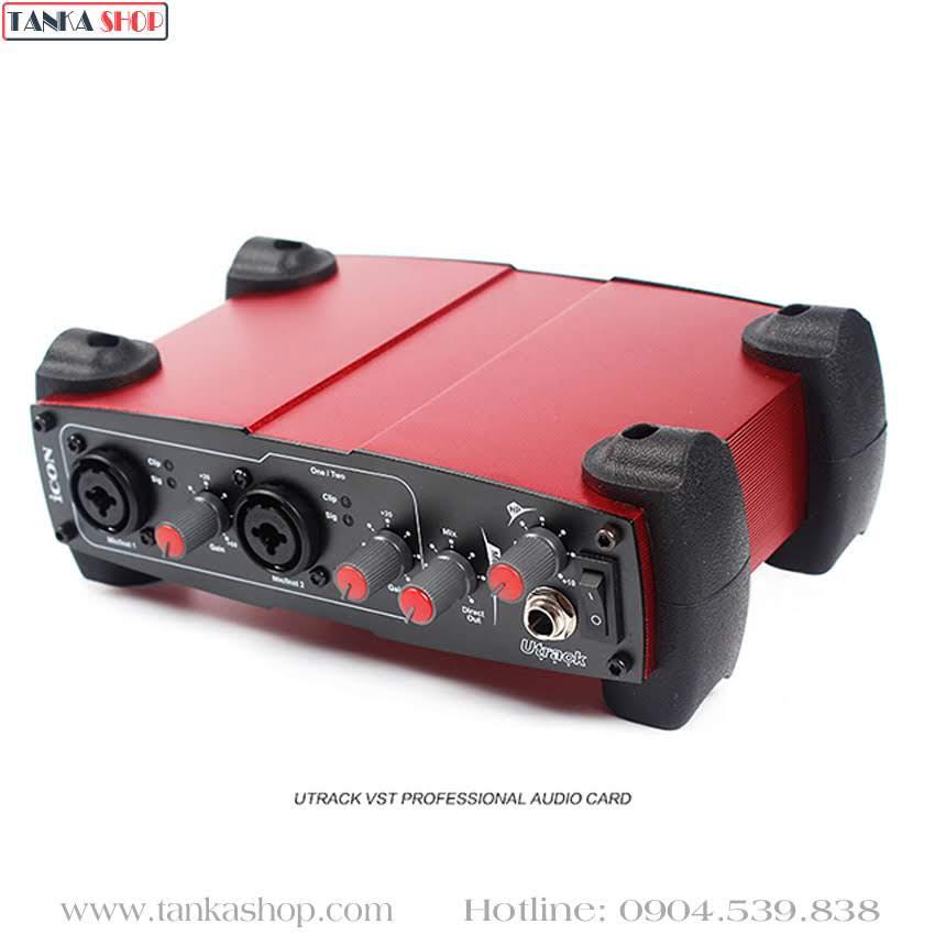 Sound card thu âm Icon Utrack VST