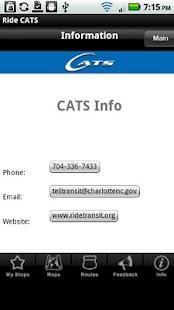 Ride CATS - screenshot thumbnail