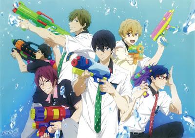 Xem Anime Thỏa Đam Mê Phần 2 -Free!: Eternal Summer - Free! SS2 VietSub