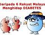 Tanda-Tanda Kencing Manis / Diabetes Yang Perlu Anda Tahu