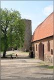 Burgturm der Burg Rabenstein