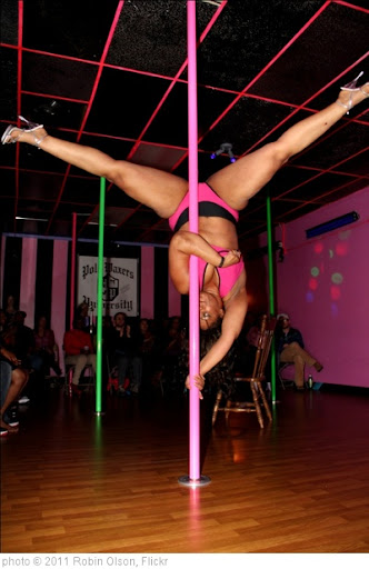 'Pole Waxers University Pole & Exotic Dance Studio' photo (c) 2011, Robin Olson - license: http://creativecommons.org/licenses/by-sa/2.0/
