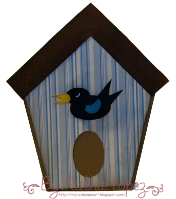 Bird house - Platypus Creek Digitals